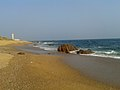 Noon Time View at Ramakrishna Mission Beach.jpg