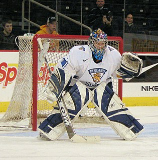 Noora Räty Finnish ice hockey goaltender