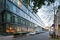 Nord-LB office building Bleichenstrasse facade Hanover Germany.jpg