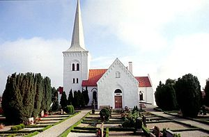 Anderslöv Church - Anderslöv Church
