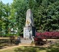 Nordfriedhof, Cottbus (Soviet war memorial).png