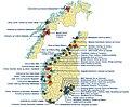 Norge kommunekart nyenavn.jpg