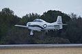 North American T-28B Trojan Marines NJ300H Landing 03 TICO 13March2010 (14598869972).jpg
