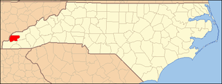 National Register of Historic Places listings in Graham County, North Carolina Wikimedia list article