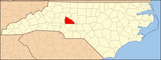National Register of Historic Places listings in Rowan County, North Carolina Wikimedia list article