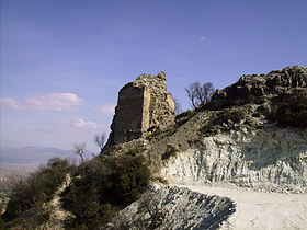 North Czar's Tower in Strumica, Macedonia.jpg