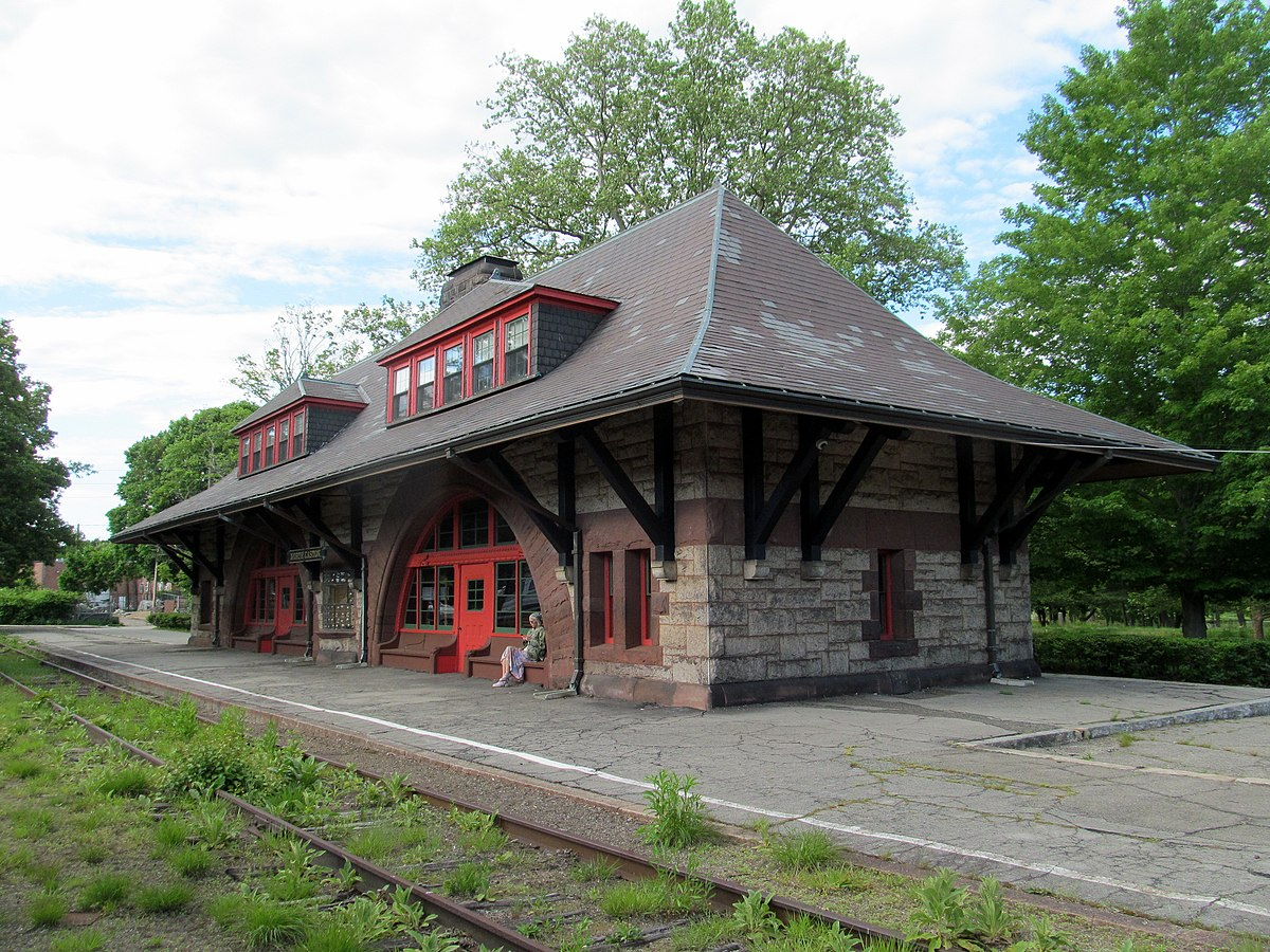 Old Station Building Rowsley