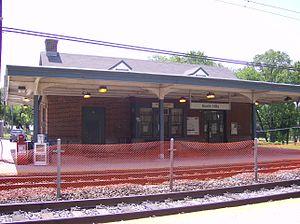 North Hills station - North Hills Station