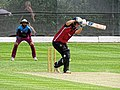 North Middlesex CC v Hampstead CC at Crouch End, Haringey, London 11.jpg