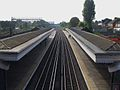 North Wembley stn high southbound.JPG