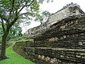 Northern Group Architecture at Palenque Archaeological Site - Chiapas - Mexico (15491159139).jpg
