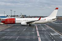 LN-NII - B738 - Norwegian Air International