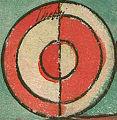 Notitia Dignitatum, Clm 10291, Image No. 407, Thebei Shield Pattern.jpg