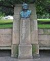 Nottingham Arboretum - bust of Samuel Morley - geograph.org.uk - 2489009.jpg