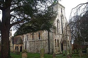 Nun Monkton - St Mary's church