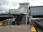 OAC escalator at Coliseum station, November 2014.jpg