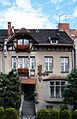 OPOLE dom XIXw ul Matejki 6 -front wejście. sienio.jpg