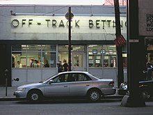 off track betting albany new york