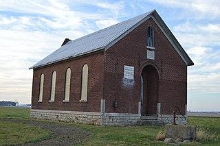 Van Buren Township, Darke County, Ohio Township in Ohio, United States