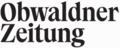 Obwaldner Zeitung Logo 2016.png
