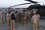 Officer Candidates get a 'lift' to complete OCS 130719-Z-ID851-001.jpg