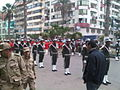 Official military funeral of the martyr Fady Saifuddin in Port Said 1.jpg