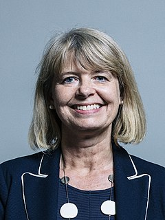 Harriett Baldwin British politician