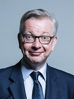 Michael Gove British Conservative politician