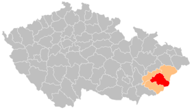 District de Zlín