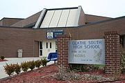 Olathe South High School