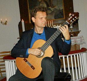 Ólavur Jakobsen - Ólavur Jakobsen in 2014.
