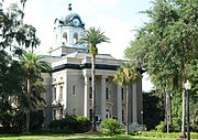Old Glynn County Courthouse, Brunswick, GA, USA