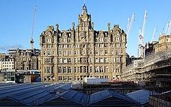 Old North British Hotel, Waverley Station, Edinburgh.jpg