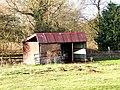 Old farm building near Wilden Pool - geograph.org.uk - 653959.jpg
