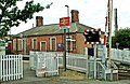 Old station building at Hartlebury Railway Station - geograph.org.uk - 883253.jpg