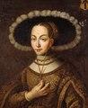 Oljemålning på duk. Grevinnan Margareta Eriksdotter Vasa - Skoklosters slott - 56250.tif