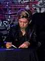One Ok Rock Taka - Lucky Strike Live autograph session.jpg