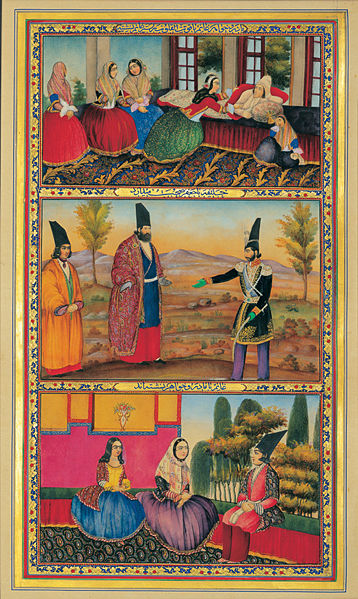 1001 nights women control The fa ade of the weak surprisingly, tales from the thousand and one nights portrays women in a manner contrary to what many westerners would stereotype.