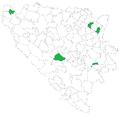 Općine u kojima je pobijedio Bakir Izetbegović, opći izbori 2010.png