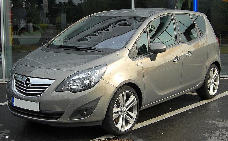 Datei:Opel Meriva B front 20100703.jpg