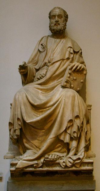 Niccolò di Piero Lamberti - Niccolò di Piero Lamberti, Work of the Dome, San Marco, 1410-1415