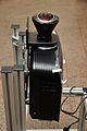 Optoma Vertical Hemispheric Projector with Navitar Hemistar 180 Degree 3mm Projection Lens - Kolkata 2015-01-03 1621.JPG