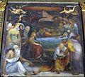 Oratorio superiore di s. bernardino, beccafumi, transito di maria 02.jpg