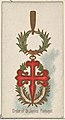 Order of St. James, Portugal, from the World's Decorations series (N30) for Allen & Ginter Cigarettes MET DP838321.jpg