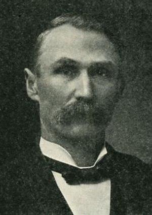 Theodore Thurston Geer - Image: Oregon Governor TT Geer