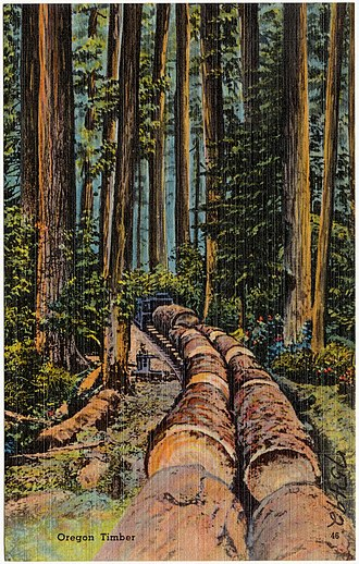 Timber and Stone Act - Image: Oregon Timber (75492)