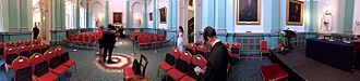Royal College of Physicians of Ireland - Organizing a Fellowship ceremony at No.6 Kildare Steet