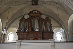 Orgel Stadtpfarrkirche Gleisdorf KonradHopferwieser.JPG