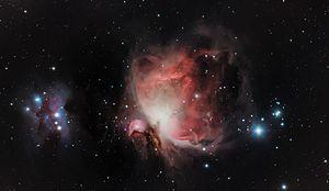 Sh2-279 - Image: Orion Nebula LRGB 2