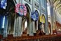Orléans Cathédrale Sainte-Croix Innen Langhaus Nord 1.jpg